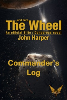 Commander's Log Cover art