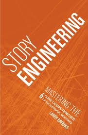 I'm an engineer, it was only a matter of time before I started talking about Story Engineering.  (Image courtesy of Larry Brooks)